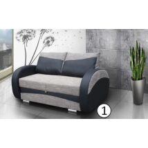 Mara 2-es kanapé fix bonellrugós