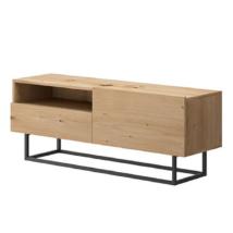 SPRING ERTVSZ120 artisan tölgy TV asztal