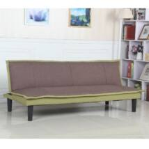 Fila kanapé barna - zöld