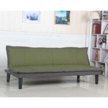 Fila kanapé zöld - szürke