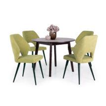 Aspen 4 személyes étkezőgarnitúra Anita asztallal