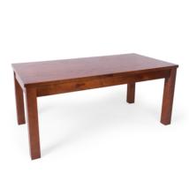 Leila asztal (160x80cm +40cm)