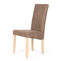 Berta elegant szék sonoma tölgy - drapp