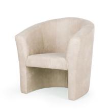 Berta Elegant fotel - Beige