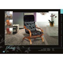Relax szivacsos fotel párban (2 db) (M)