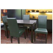 Berta 4 személyes étkezőgarnitúra, Berta asztallal
