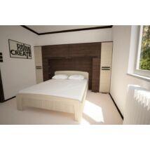 Cintia ágykeret ágyráccsal 180x200 cm