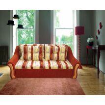 Mistrall szivacsos fabetétes kanapé