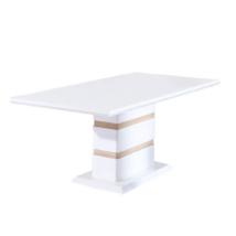 Étkezőasztal, fehér fény HG, MADOS