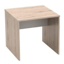 Íróasztal, san remo/fehér, RIOMA TYP 17
