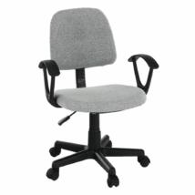 Irodai szék, szürke/fekete, TAMSON