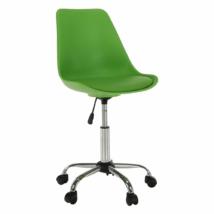 Irodai szék, zöld DARISA