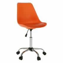 Irodai szék, narancs, DARISA