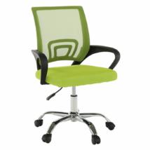 irodai szék, zöld/fekete, DEX 2 NEW