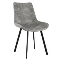 Étkező szék, szürke, NIRO