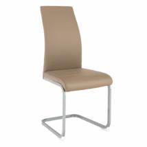 Étkező szék, szürkebarna TAUPE/szürke, NOBATA