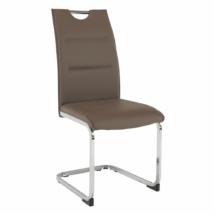 Étkező szék, barna, TOSENA