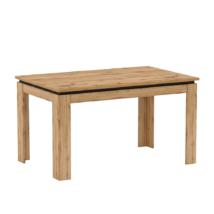 Étkezőasztal  kinyitható, wotan tölgy, TORONTA S