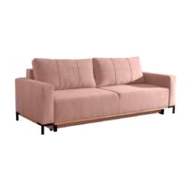 kanapé, rózsaszín, RAMOS