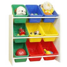 Rendszerező játékokhoz, sokszínű/fehér, KIDO TYP 2