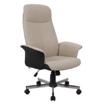 Irodai szék, bézs/fekete, INGEL