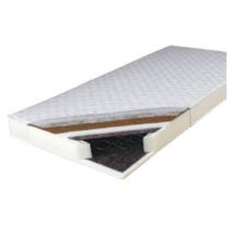 Kétoldalas rugós matrac, 160x200, KOKOS MEDIUM