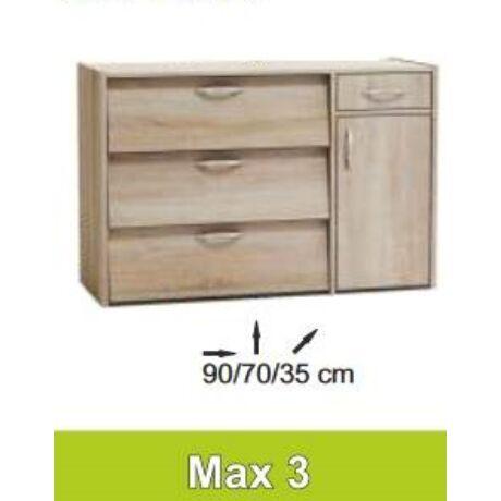 Max 3 cipősszekrény