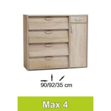 Max 4 cipősszekrény