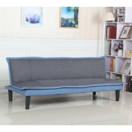 Fila kanapé kék - szürke
