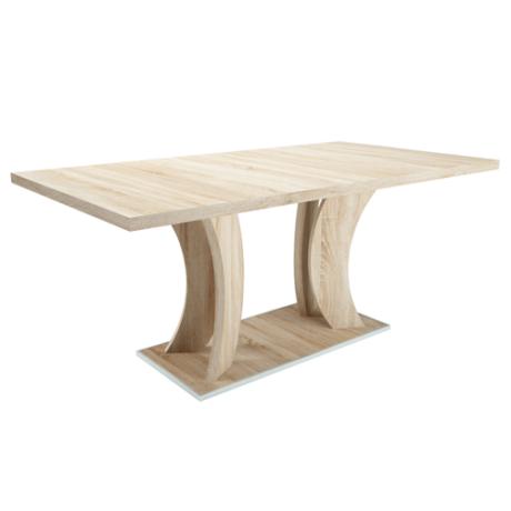 Bella asztal sonoma tölgy