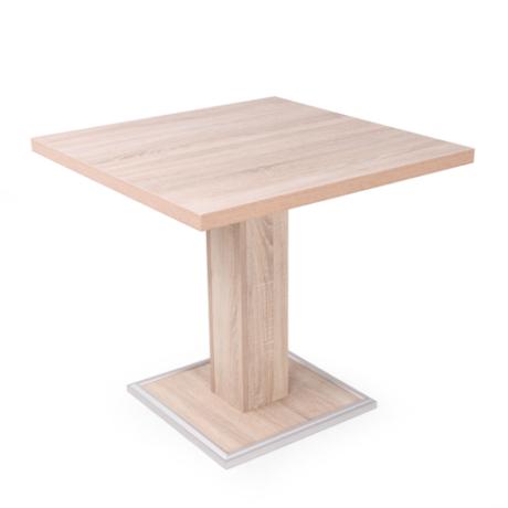 Cocktail asztal sonoma tölgy