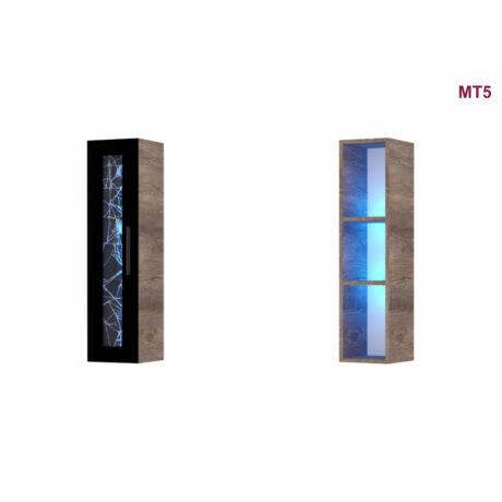 Málta üveges felső elem MT5