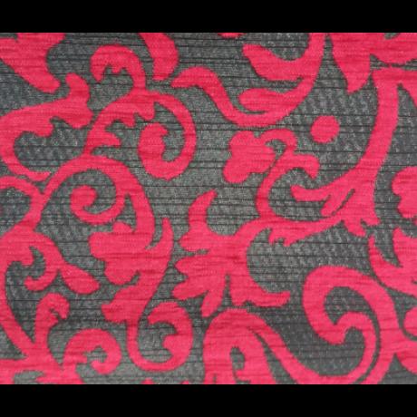 Bern piros mintás
