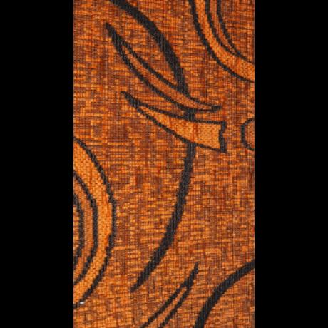 Rosita narancs mintás