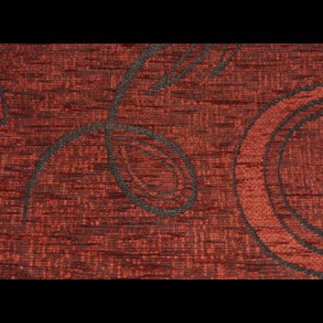 Rosita piros mintás