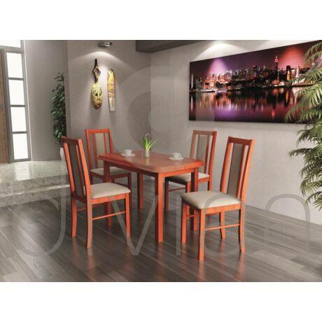 Félix 4 személyes étkezőgarnitúra, Piano asztallal