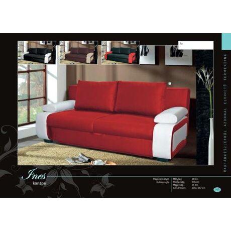 Ines kanapé (Textilbőr)