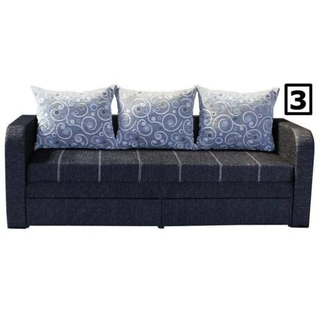 Paulo kanapé szimpla rugós