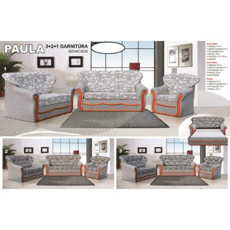 Paula 2-es kanapé