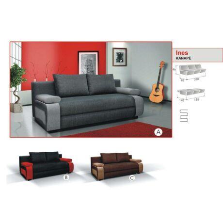 Ines kanapé (Szövet)