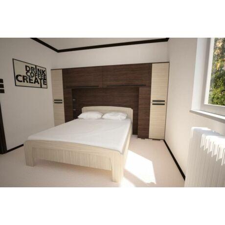 Cintia ágykeret ágyráccsal 160x200 cm