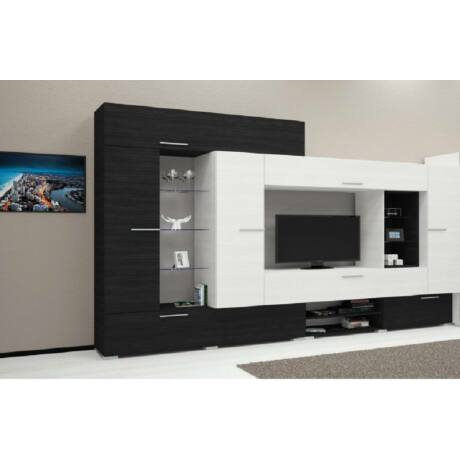 Komfort szekrénysor 80-as ruhás elem nélkül (325 cm)