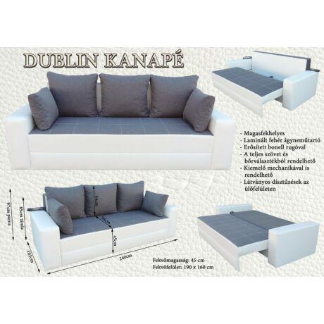 Dublin kanapé (KH)